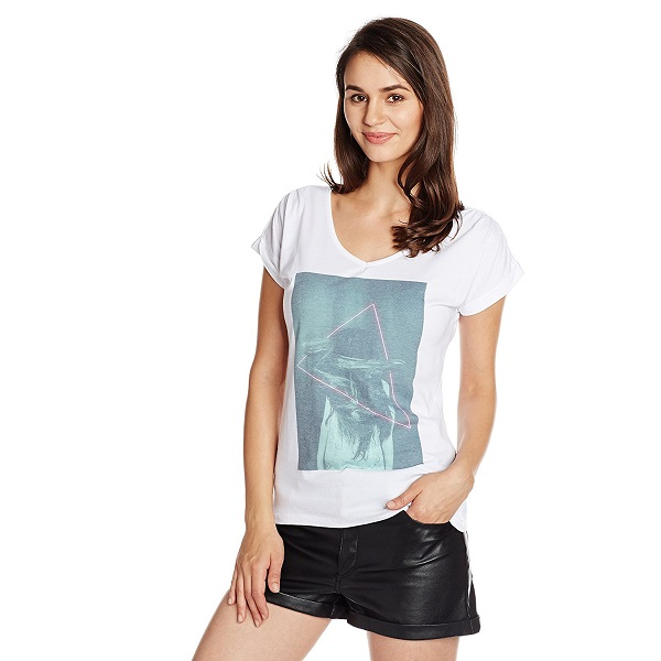 Style Quotient By NOI Womens Body Blouse Top