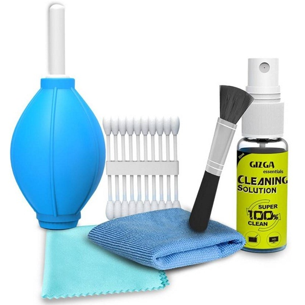 Gizga essentials Professional 6 IN 1 Cleaning Kit for Electronics