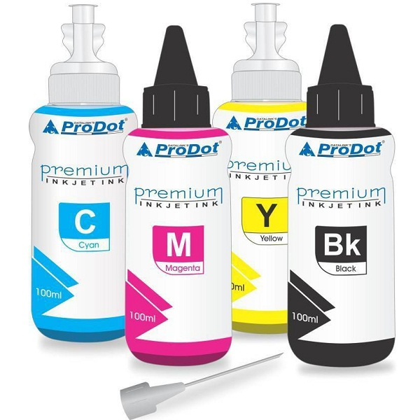 ProDot Inkjet Multi Color Ink