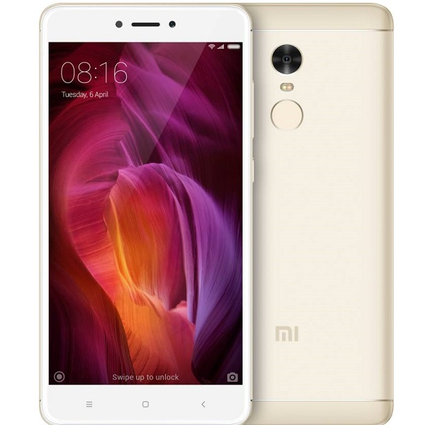 Redmi Note 4 Gold 32 GB