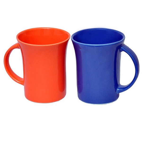 PFU MART Coffee Mugs Set Of 2