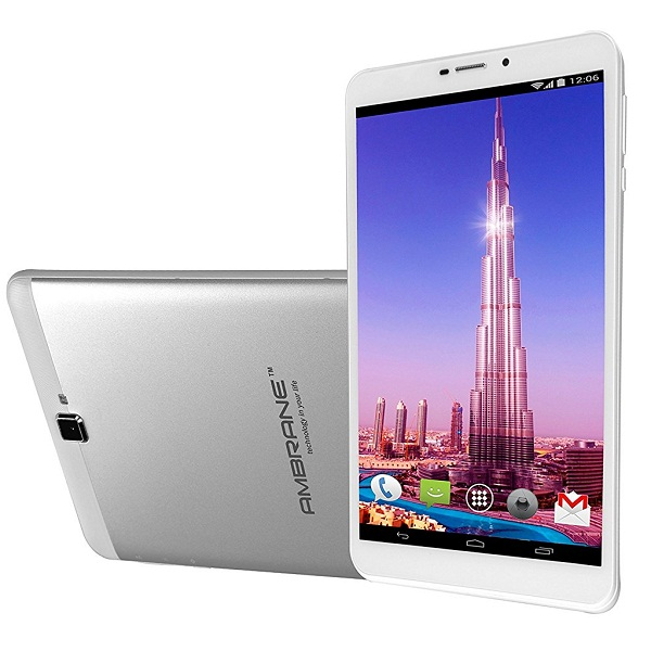 Ambrane AQ 880 8 GB Tablet White