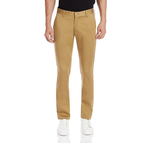 Ruggers Mens Casual Trousers
