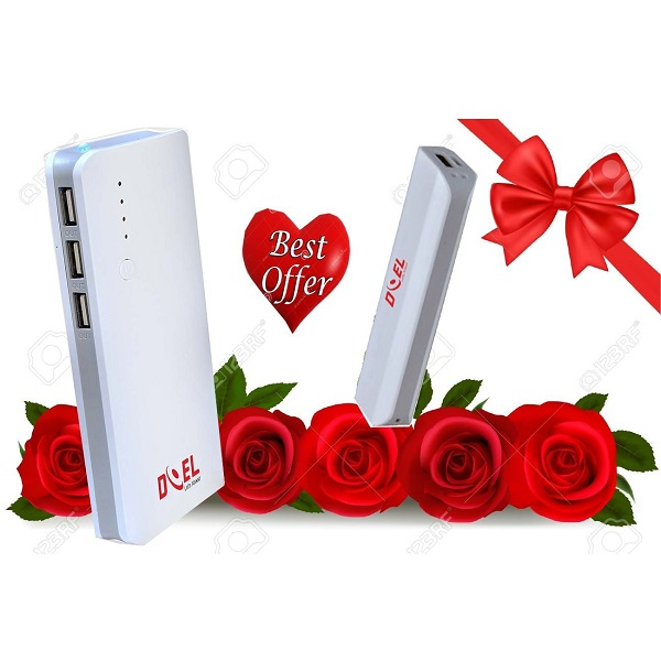 Special Combo Pack 13000mAh And 2600mAh Power Bank