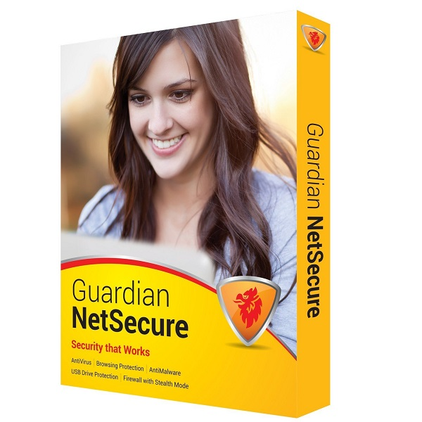 Guardian NetSecure 1 PC 1 Year