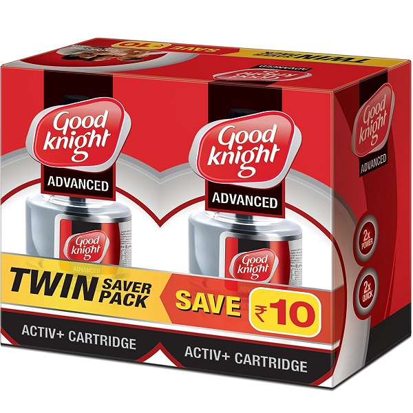 Good knight Twin Pack