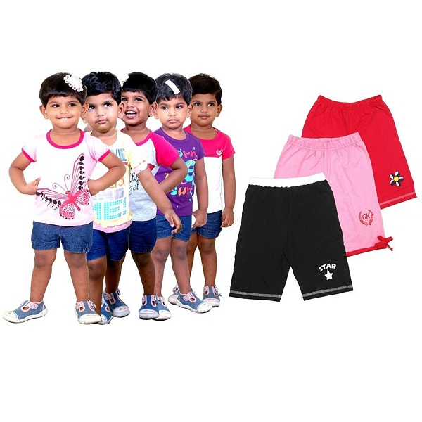 Goodway Pack of 8 Combo For Girls
