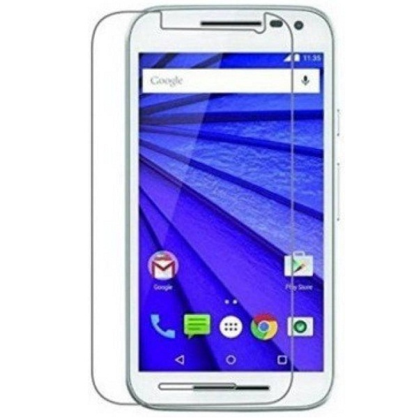 Well Design Tempered Glass Guard for Motorola Moto G3
