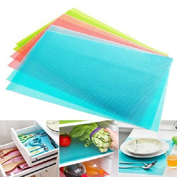Kuber Industries Fridge Mat Set Of 6 Pcs