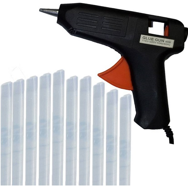 Mega MPGG60 Glue stick 10 Standard Temperature Corded Glue Gun