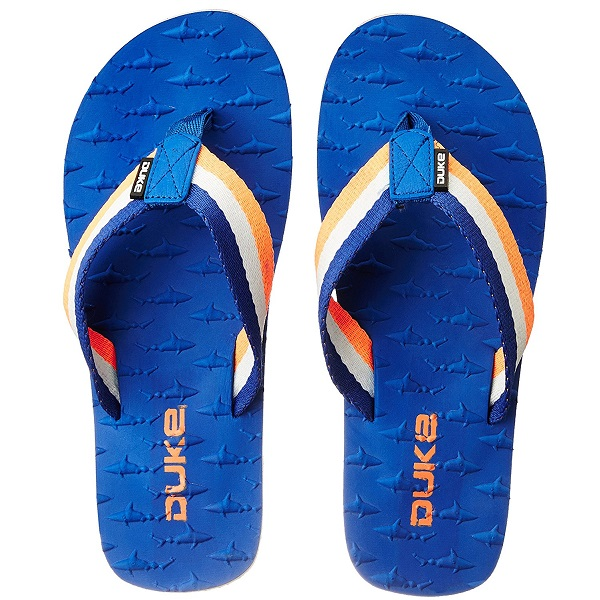 Duke Mens Flip Flops Thong Sandals