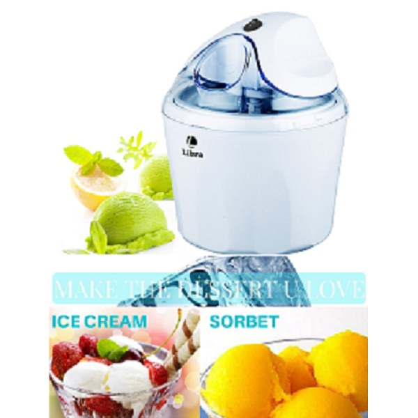 Libra Ice Cream Yogurt Maker