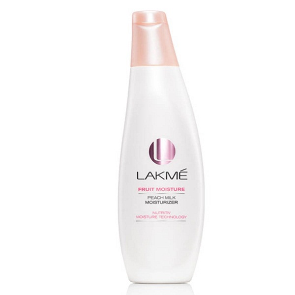 Lakme Peach Milk Moisturizer SPF 24 PA Sunscreen Lotion