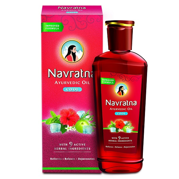 Navratna Hair Oil 500ml