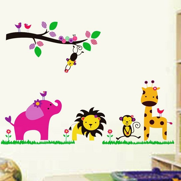 New Way Decals wall sticker Sticker