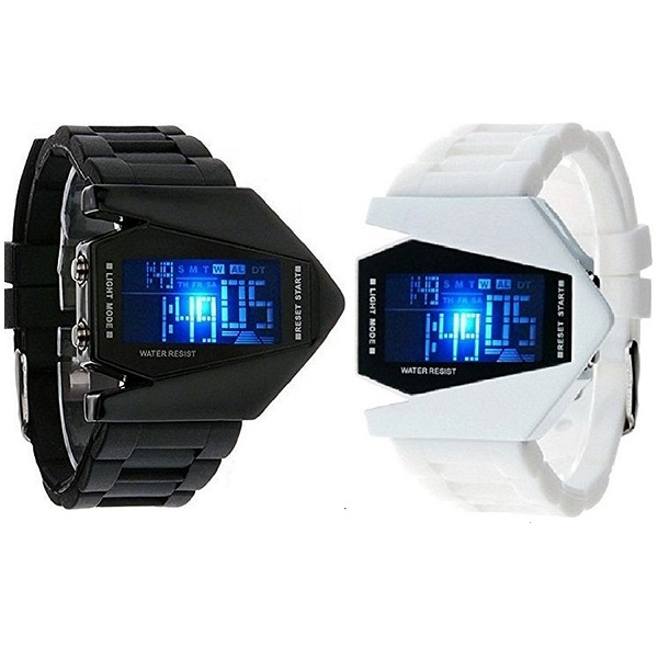 Pappi Boss Wrist Watch Pack of 2