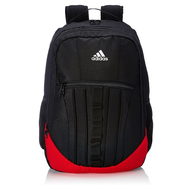 Adidas Black Casual Backpack