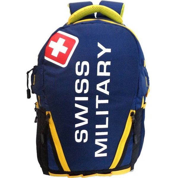 Swiss Military Polyester 24 L Backpack