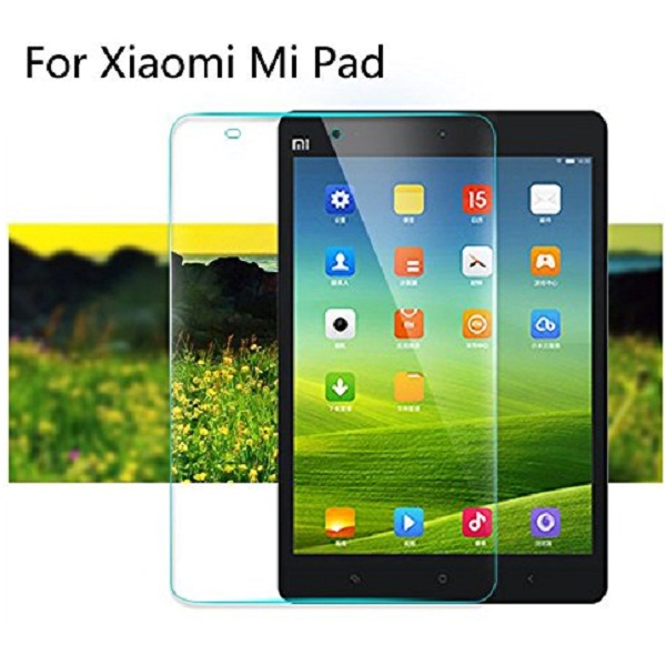 E Lv Xiaomi Mi Pad Anti Shatter Tempered Glass