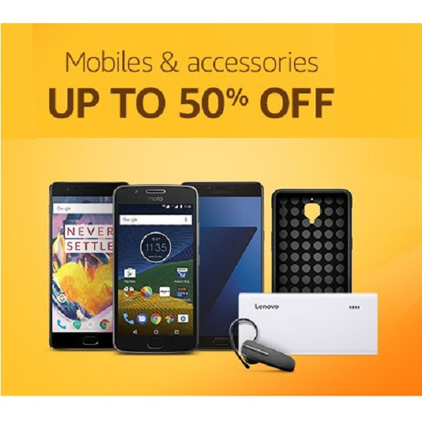 Best deals on Mobile Phones