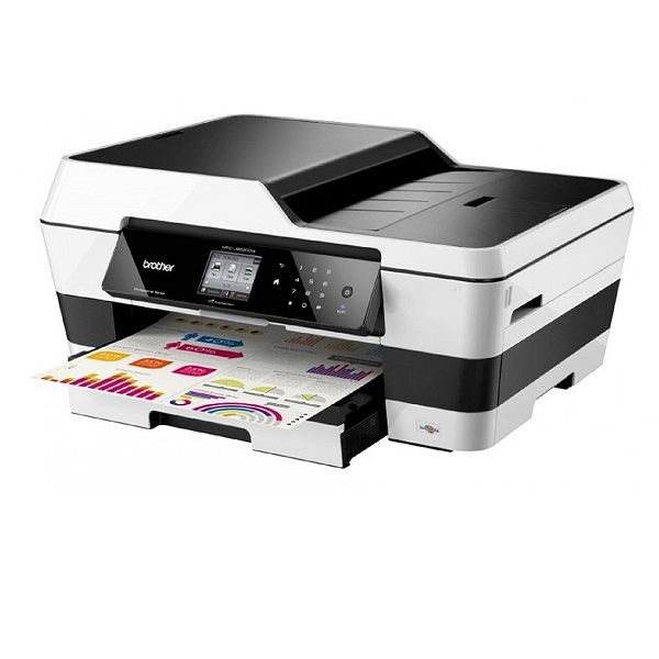 Brother Colour Wifi Multifunction InkBenefit Printer