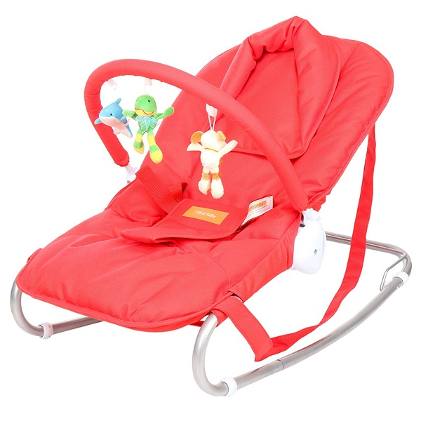 Tiffy and Toffee Baby Shower Bouncer and Rocker