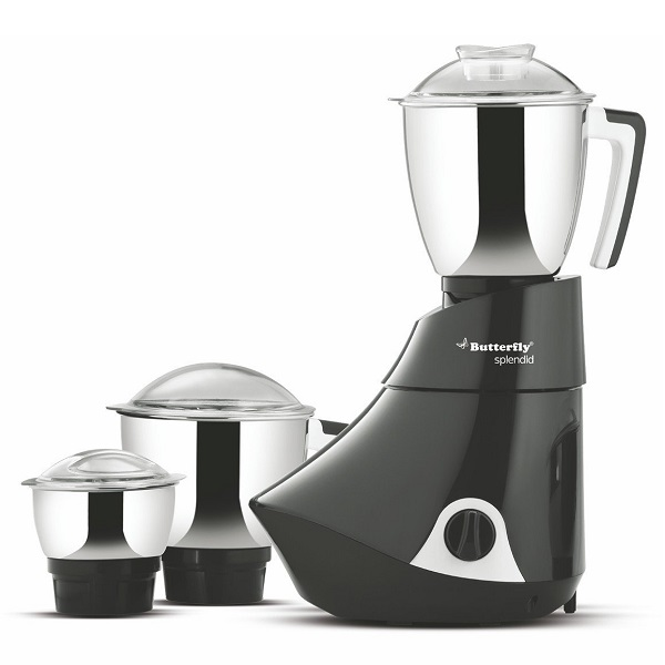 Butterfly Splendid 750Watt Mixer Grinder with 3 Jars