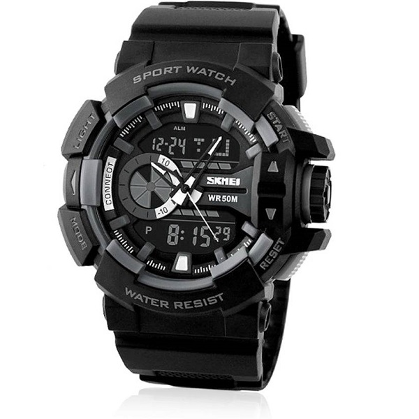 Skmei SK10BBB Analog Digital Watch For Men