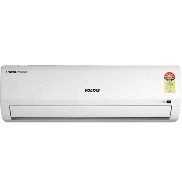 Voltas 1 2 Ton 5 Star Split AC  White