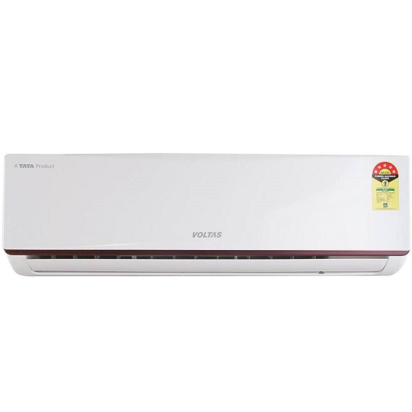 Voltas 1 5 Ton 5 Star Split AC White
