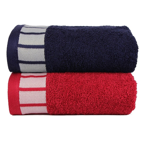 Trident Cotton 2 Pcs Hand Towels