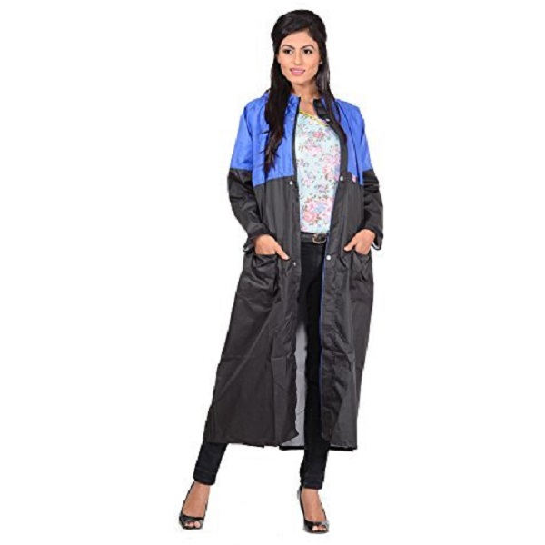 Allwin Womens Polyester Raincoat