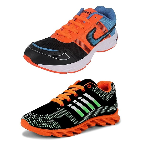 Chevit Mens COMBO Stylish Running Shoes