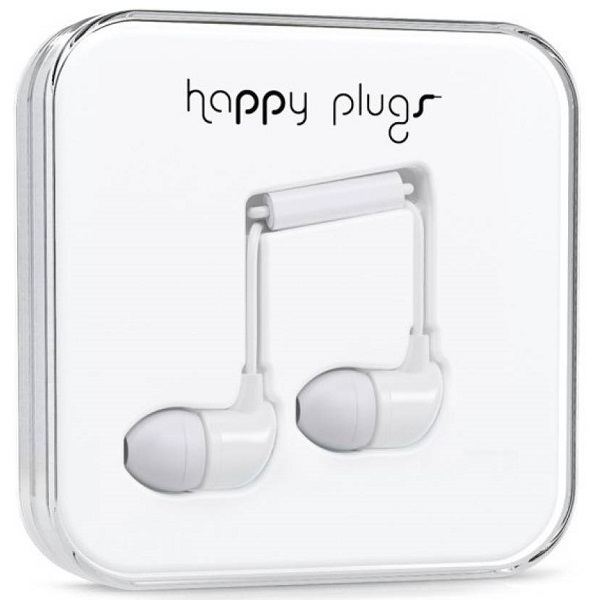 Happy Plugs 7719 Wired Headset With Mic