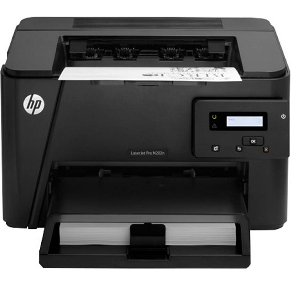 HP LaserJet Pro M202n Single Function Printer