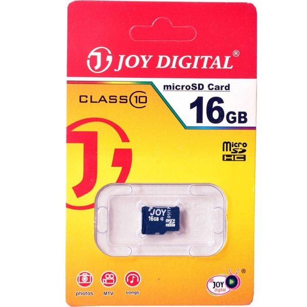 Joy Ultra 16 GB SD Card Memory Card