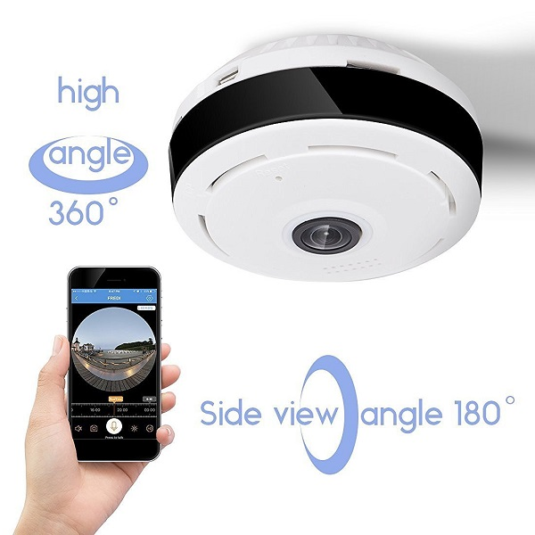 D3D Security Home Surveillance Camera