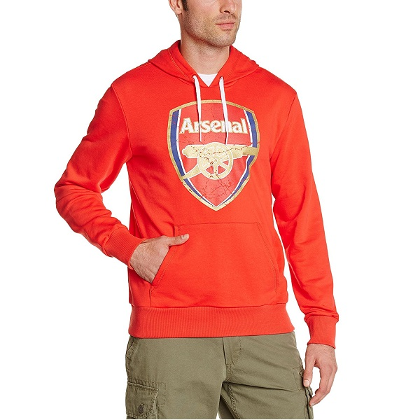 Arsenal AFC Fan Hoody Sweatshirt