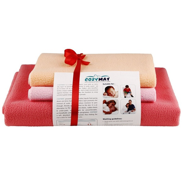 Newnik Reusable Absorbent Sheets Combo
