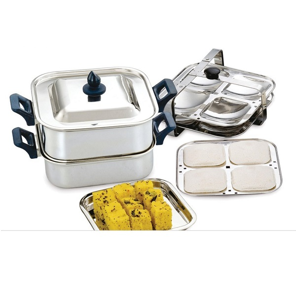 JVL SQUARE STEAMER FULL SET