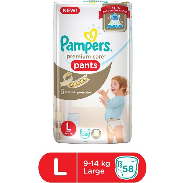 Pampers Premium Care Pants Diapers