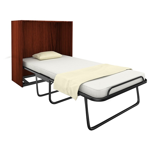 Camabeds Wallee Cabinet Folding Single Bed
