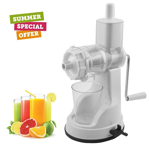 Vegetable Steel Handle Juicer