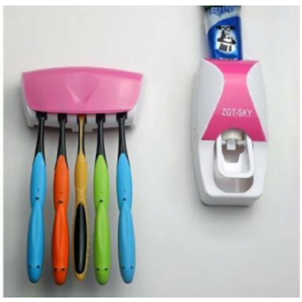 Dust proof Toothpaste Dispenser Squeezer Kit