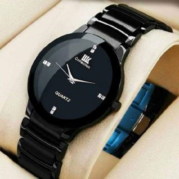 iik Collection Black Classic officially Watch