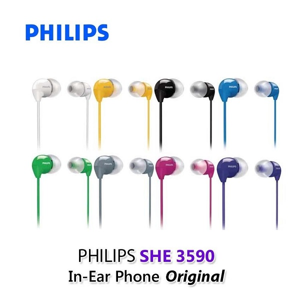 Original Philips headset