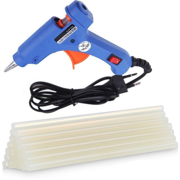 Glue Gun With 30 pcs of glue sticks