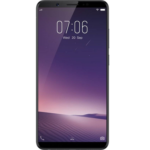 VIVO V7 Plus Matte Black 64 GB  4 GB RAM