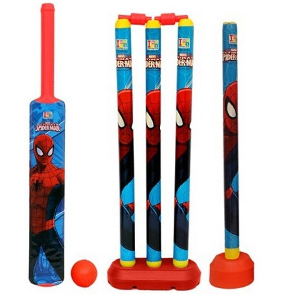 Marvel Spider Man Cricket Set