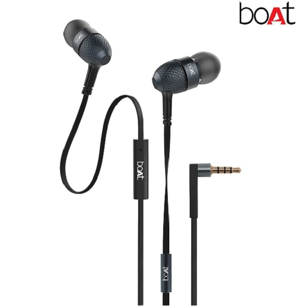 boAt BassHeads 225 InEar Super Extra Bass Headphones